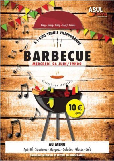 barbecue fin de saison