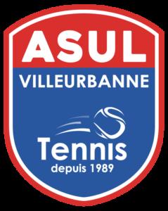 logo ASUL Tennis - Depuis 1989